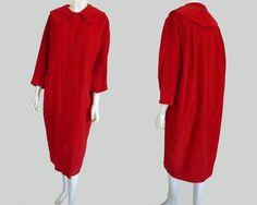 Very  sweet red velvet Opera coat (Pharyah)