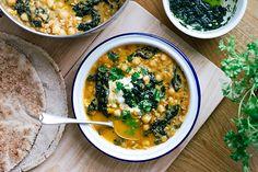 Wandercrush Moroccan Harira with Kale