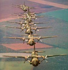 SALM 9x C-160 Transall
