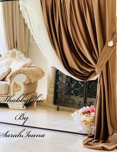 Velvet Curtains, Lace Curtains, Shabby Chic, Home Decor, Interior Design, Home Interior Design, Home Decoration, Decoration Home, Kleding