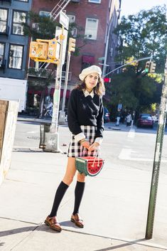 We styled three outfits to test out how to wear a beret. Did any succeed? You be the judge.