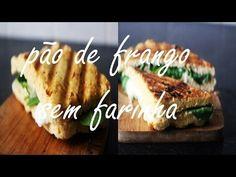 Pão De Frango Sem Farinha by bananafit