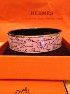 Hermes Enamel Bangle. Get the lowest price on Hermes Enamel Bangle and other fabulous designer clothing and accessories! Shop Tradesy now