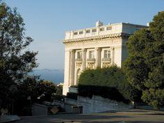 San Francisco Mansions | Description Spreckels Mansion San Francisco