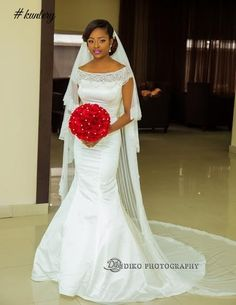 Photos From Efe And Fola White Wedding