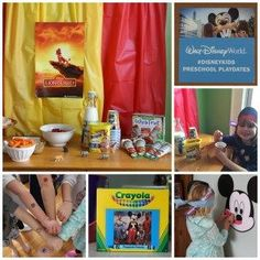 Disney Kids Healthy Preschool Playdate Tips and ideas for hosting a healthy and active play date with lots of fun! Minnie Mouse Party, Mouse Parties, Disney Mickey Mouse, Disney Nerd, Disney Diy, Disney World Tips And Tricks, Disney And More, Get The Party Started, Healthy Kids