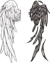 Image result for angel devil wings