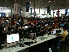 Ingressos para a Campus Party estão esgotando   LeiaJá
