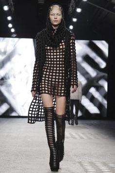 Gareth Pugh @ Paris Womenswear S/S 2012 - SHOWstudio - The Home of Fashion Film