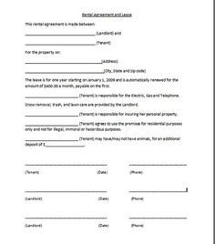 printable sample personal training contract template form