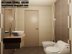 Tiles Design For Small Bathroom Design Ideas Cream Brown