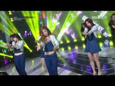 121123 SBS MTV The Show Girl's Day - Don't Forget Me [1080P]