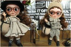 Blythe outfit:素敵にコーデ・・・ - ヤフオク!