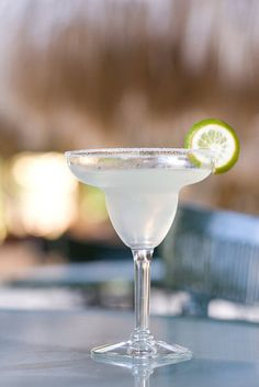 Before you go out and order a margarita at your local bar or  restaurant, make sure they don't use corn-syrup-filled margarita mix. If so, skip it and make our margarita recipe at home. Not only will it taste better, but you'll also save major calories. This recipe, which purists will love, has only 144 calories — not a bad way to spend happy hour!