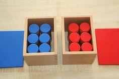 Montessori sound box #montessori