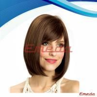 top quality 100% Indian remy hair mono lace front wig Mono top wigs http://www.emedahair.com/