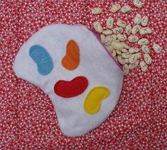 A Felt Bean Bag For Alphabeans Alphabet Game