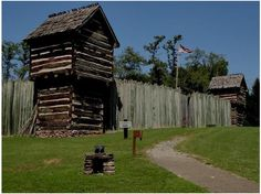 Located near Fairmont in northern West Virginia, Pricketts Fort State Park was established in 1975 to preserve the site of an eighteenth-century fort that had been built to protect nearby settlers from attacks by American Indians.