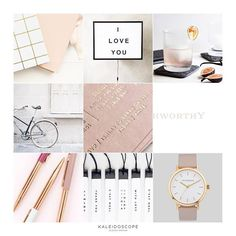 A mood board for something exciting I'm working on right now! Simple, sophisticated, feminine, and chic! . . #moodboard #branding #inspiration #brandindesign #branddesign #brandingdesigner #graphicdesign #graphicdesigner #blush #pink #gold #black #white #colourpalette #colorpalette