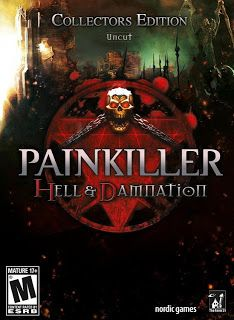 Painkiller Hell and Damnation Full Version PC Game ~ Race To Game : An Adventure Paradise Scariest Video Games, Horror Video Games, Nordic Games, Creepy Games, Mac Games, Dark Creatures, Game Keys, Game Codes, Psychological Horror