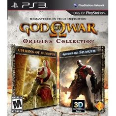 God of War Origins Collection:  Chains of Olympus,  Ghost of Sparta