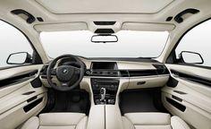 2015 BMW 7-Series Edition Exclusive Interior