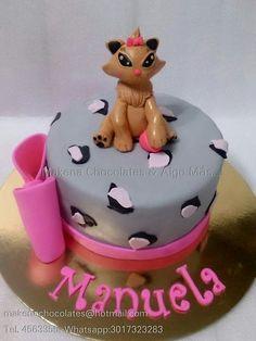 Segumos con mas tortas de gatas  Makenachocolates@hotmail.com  Tel 4563355 Whatsapp 3017323283