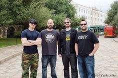 The Ghost Adventures Show is one of my favorites and they are filming a lockdown in Texas. I got lucky enough to see them at the Alamo and get a photo. Ghost Adventures Funny, Ghost Adventures Zak Bagans, Hunting Shows, Ghost Hunters, Cute Celebrities, Celebs, Ghost Stories, Best Tv Shows, Book Characters