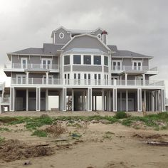 crystal beach tx - Texas Beach Homes Plans