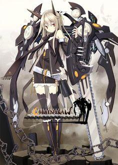 ネタめし.com(旧館)  武器を持った女の子やメカ少女のお気に入りの画像を貼ってくスレ
