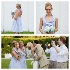 Julia!!! I want seersucker bridesmaids dresses!!!!!!!!!!!!!!!!!!!!!!