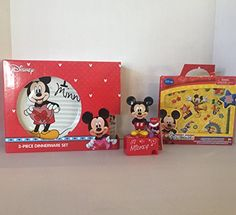 Mickey Mouse Clubhouse Mouseka Fun My Busy Books By
