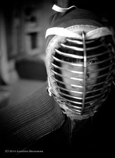 Japanese fencing, Kendo 剣道 : Photo by Junichiro Matsuzawa