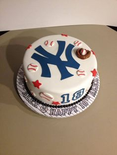 ny yankees birthday