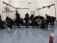 First image of the Haas F1 Team