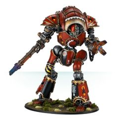 Cerastus Knight-Atrapos & Head Upgrade