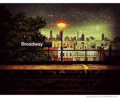 Astoria Queens Broadway Photography Subway by YouAreHereStudios