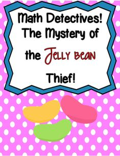 This Adorable Math Detectives Mystery is a Math Mystery Story/Word Problems in which the students must complete various problems to Solve the Mystery #freeprintables #TeacherSherpa