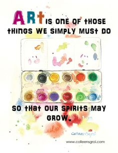 Ideas art therapy quotes signs for 2019 Art Gallery Fabrics, Graphic 45, Art Inspo, Artist Quotes, Creativity Quotes, Crate Paper, Quote Art, Art Classroom, Google Classroom