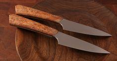 steak knife handmade, smooth and elegant