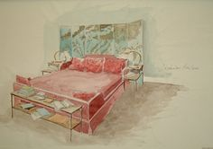 Watercolours | Nicky Haslam Design