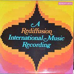 Alan Moorhouse & The Disco Ten - Mod: Rhythmic Pop (1976)