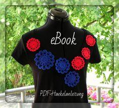 E-Book Blume PDF Häkelanleitung