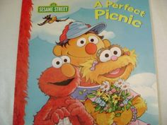 A Perfect Picnic (Sesame Street) by Sarah Albee - Yard Sale Price: Part of $25.00 Bundle - http://www.amazon.com/dp/1403741867/ref=cm_sw_r_pi_dp_3ny1tb1J11HP8ND3