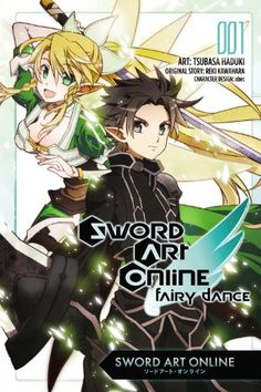 Sword Art Online: Fairy Dance, Vol. 1 (manga): Reki Kawahara, Tsubasa Haduki: 9780316407380: Books - Amazon.ca