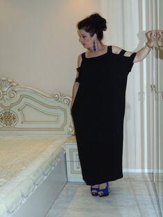Kaftan dress plus size