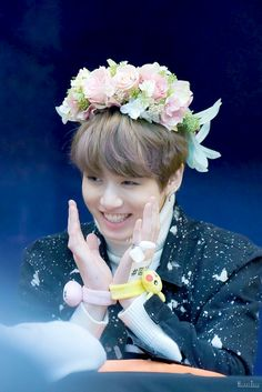 The most beautiful flower-Kookie