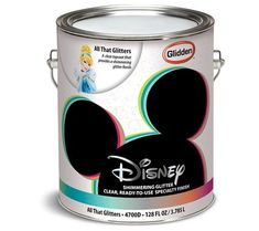 Add Glitter & Confetti To Your Babys Nursery With The New Disney Paint Collection | Disney Baby
