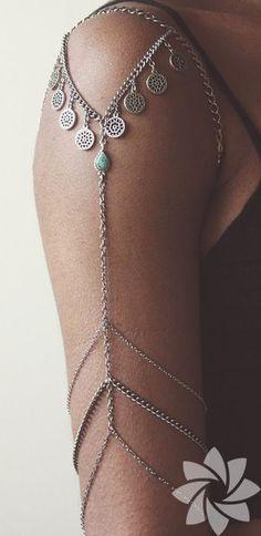 Vücut zinciri modası
