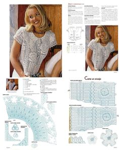 pion Cotton Cardigan, Crochet Cardigan, Sweater Cardigan, Vanessa Montoro, Crocheting, Projects To Try, Album, How To Wear, Clothes